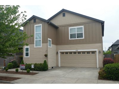 Oregon City Single Family Home For Sale: 12610 Joseph Way