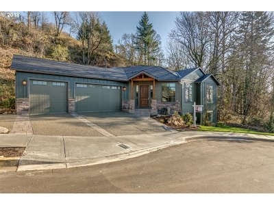 Washougal Single Family Home For Sale: 617 W S St