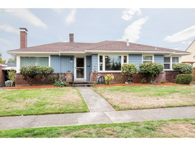 Single Family Home For Sale: 331 SE 49th Ave
