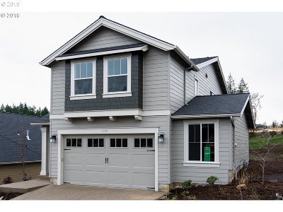Eugene Single Family Home For Sale: 3380 Vista Heights Ln