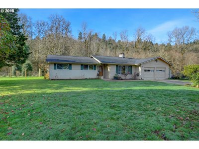 Boring Single Family Home For Sale: 35638 SE Lusted Rd