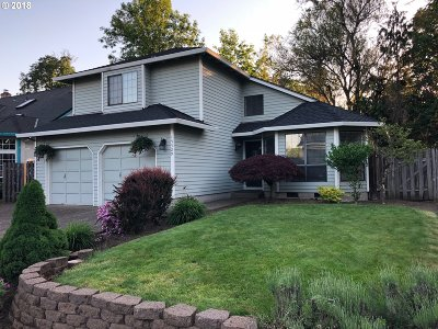 Tigard Single Family Home For Sale: 15329 SW Thurston Ln