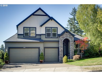 Happy Valley Single Family Home For Sale: 10870 SE Lenore St