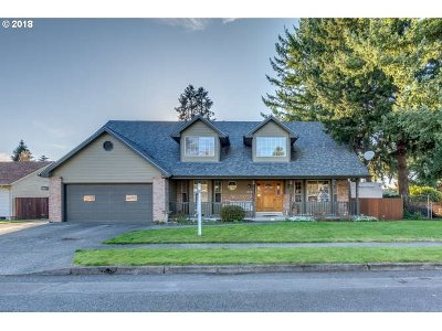 Stayton Single Family Home For Sale: 1475 N 4th Ave