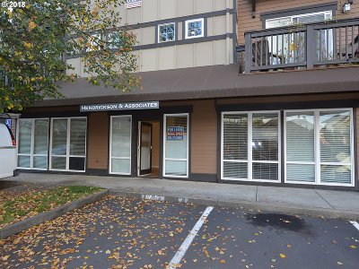 Sherwood, King City Commercial For Sale: 22804 SW Forest Creek Dr