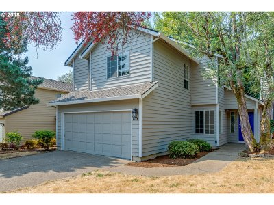 Lake Oswego Single Family Home For Sale: 110 Kingsgate Rd