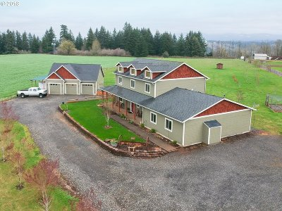 Estacada Single Family Home For Sale: 23582 S Day Hill Rd