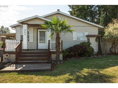 Newberg, Dundee, Mcminnville, Lafayette Single Family Home For Sale: 903 N Madison St