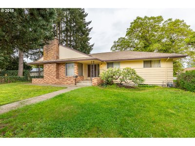 Canby Single Family Home For Sale: 235 S Ivy St