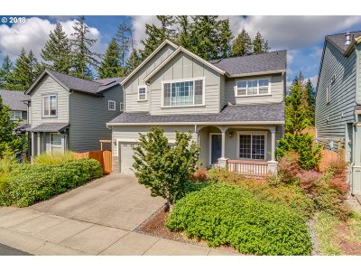 Vancouver WA Single Family Home For Sale: $359,900