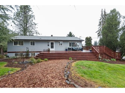 Estacada Single Family Home For Sale: 36513 SE Tracy Rd