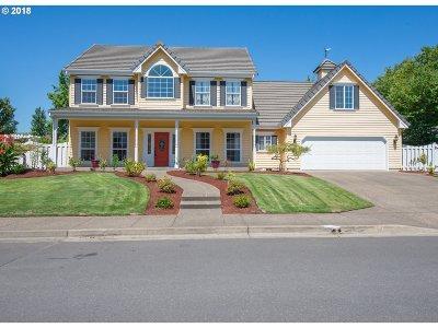 Eugene Single Family Home For Sale: 3341 Hampton Way