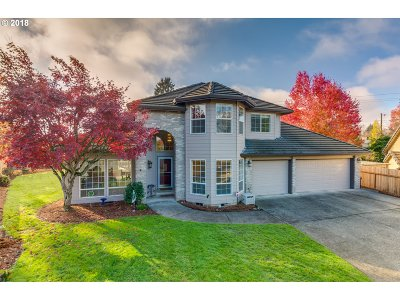 Clark County Single Family Home For Sale: 1921 NW 87th Cir