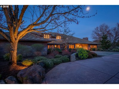 Ridgefield Single Family Home For Sale: 3508 NW 161st Way