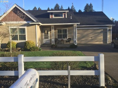 Newberg, Dundee, Mcminnville, Lafayette Single Family Home For Sale: 23885 NE Home Acres Rd