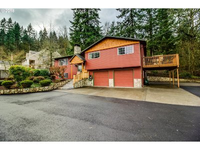 Oregon City Single Family Home For Sale: 16401 S Hattan Rd