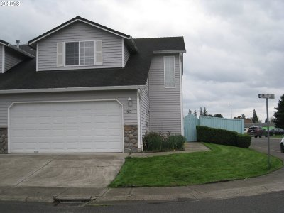Battle Ground Single Family Home For Sale: 613 SW 13th St