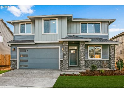 Canby Single Family Home For Sale: 2151 SE 10th Pl #Lot72