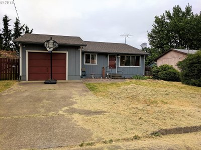 Roseburg OR Single Family Home For Sale: $155,000