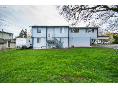 Columbia City Single Family Home For Sale: 2050 Third St