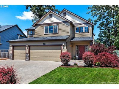 Happy Valley Single Family Home For Sale: 9379 SE Grace Cir