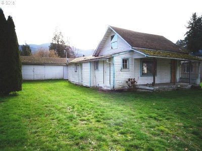 Clackamas County, Columbia County, Jefferson County, Linn County, Marion County, Multnomah County, Polk County, Washington County, Yamhill County Single Family Home For Sale: 158 SE Ivy St