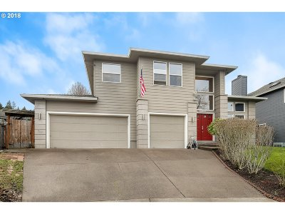 Tigard Single Family Home For Sale: 14056 SW Chehalem Ct