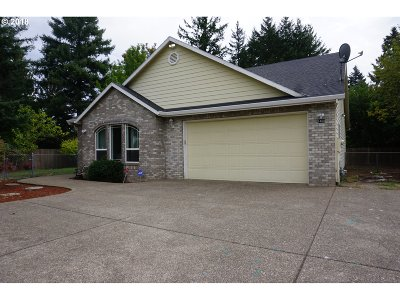 Single Family Home For Sale: 1404 NE 157th Ave