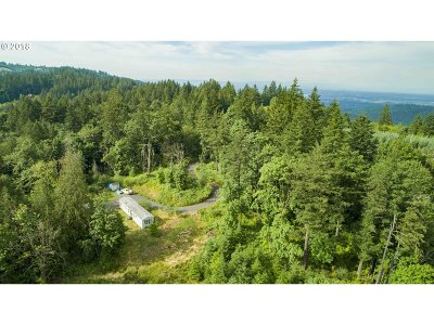 Portland Residential Lots & Land For Sale: 14245 NW Skyline Blvd