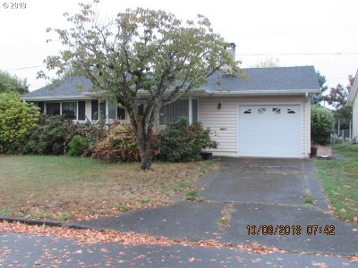Woodburn Single Family Home For Sale: 2190 Umpqua Rd