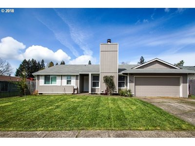 Newberg, Dundee, Mcminnville, Lafayette Single Family Home For Sale: 605 E Foothills Dr