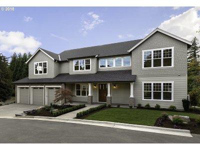 Washington County Single Family Home For Sale: 9977 SW Morrison St
