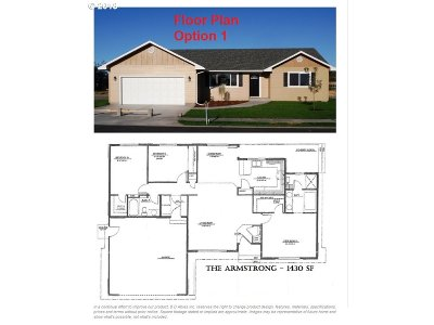 Hermiston Single Family Home For Sale: 1959 NE 8th St