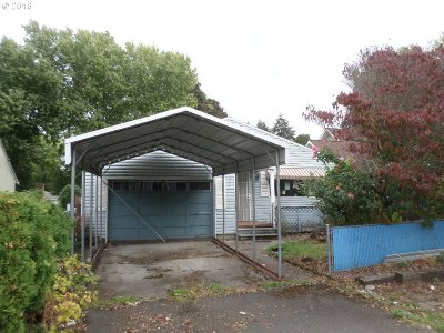 Portland Single Family Home For Sale: 3542 NE 105th Ave