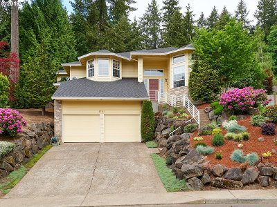 Portland Single Family Home For Sale: 2731 SW 28th Dr