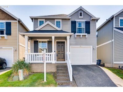 Beaverton Single Family Home For Sale: 580 SW 207th Ave