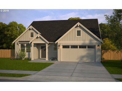 Canby Single Family Home For Sale: 2181 SE 11th Ave #Lot43
