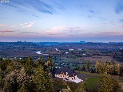 Roseburg Single Family Home For Sale: 1055 Melrose Heights Ln