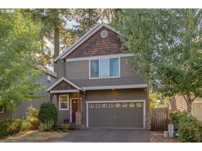 Tigard Single Family Home For Sale: 15975 SW Avon Pl