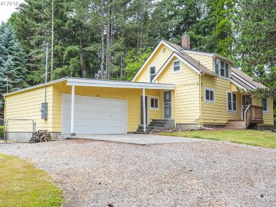 Single Family Home For Sale: 12712 SE Flavel St