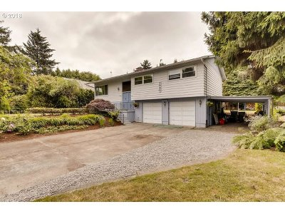 Tigard Single Family Home For Sale: 7540 SW Crestview St