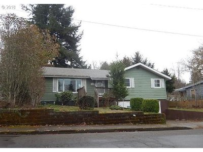 Salem OR Single Family Home For Sale: $170,500