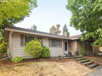 Single Family Home For Sale: 6126 NE Klickitat St