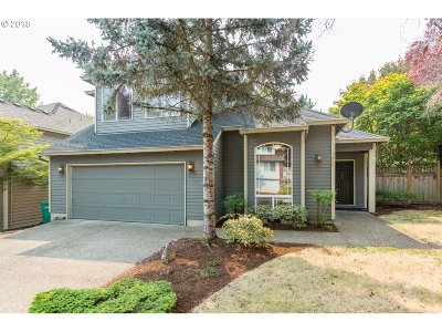 Beaverton Single Family Home For Sale: 9860 SW Halite Ct