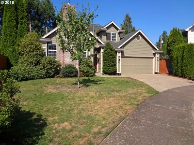 Eugene Single Family Home For Sale: 1622 Colby Ct