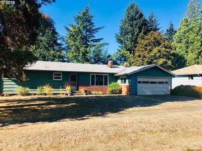 Salem Single Family Home For Sale: 4915 Coloma Dr SE