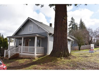 Oregon City Single Family Home For Sale: 326 Pearl St
