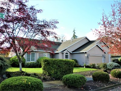 Newberg Single Family Home For Sale: 104 W Oxford St
