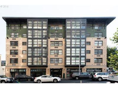 Condo/Townhouse For Sale: 1134 SW Jefferson St #603