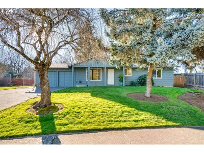 Beaverton Single Family Home For Sale: 2865 SW 199th Pl
